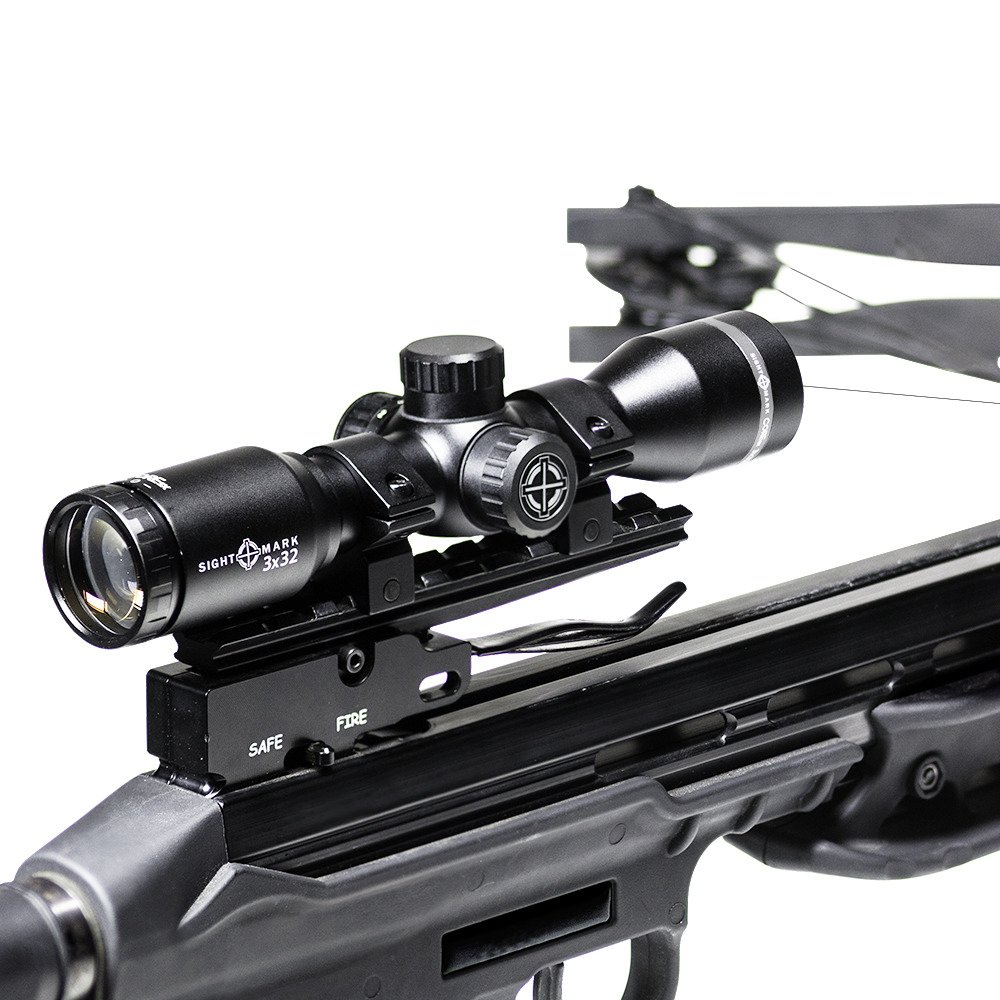 Black Sightmark Core SX Scope 3 x 32 Crossbow