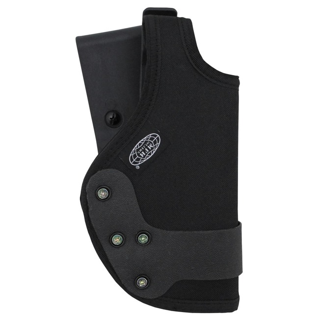 AT Holster, black, with plastic cover