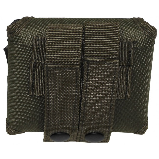 "Bag ""Molle"", w/pouch, OD green"