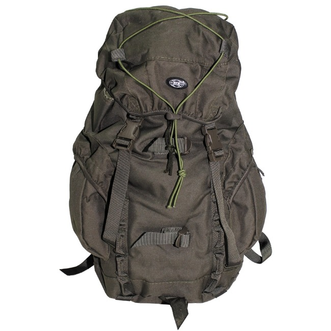 "Bag, backpack - ""Recon II"" 25 l - OD green"