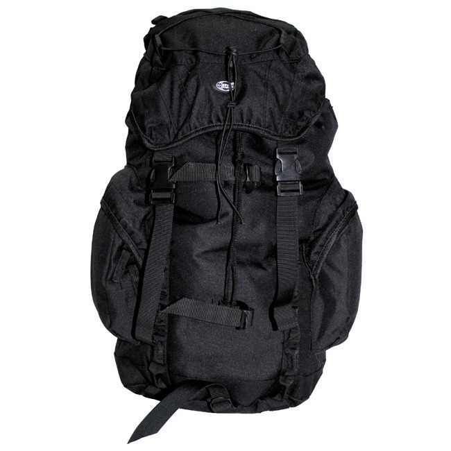 "Bag, backpack - ""Recon II"" 25 l - black"