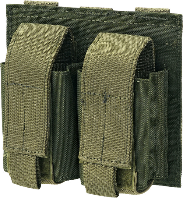 DOUBLE GRENADE POUCH - OD Green