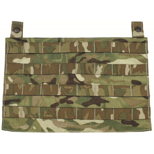 GB OPS panel, Osprey MK IV, MTP camo, like new