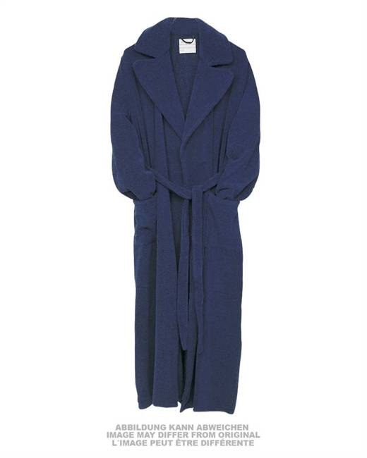 GERMAN BLUE BATHROBE - LIKE NEW