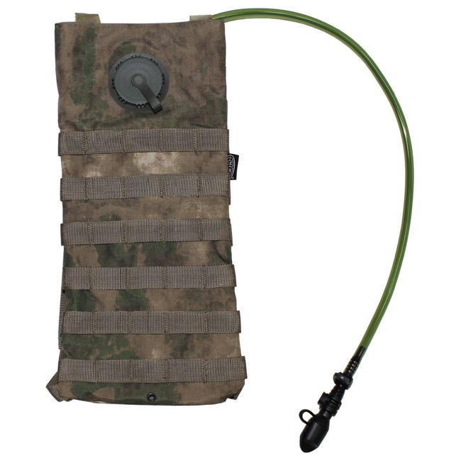 "Hydration Backpack, ""Molle"" 2,5 l - HDT camo green"