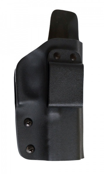 KYDEX IWB Holster For Concealed Gun Carry Fixed Loop Glock 17