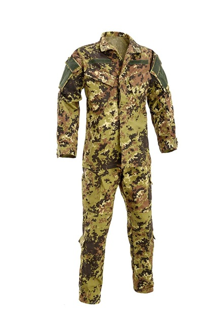 LANDING FORCE COMBAT UNIFORM Vegetato Italiano