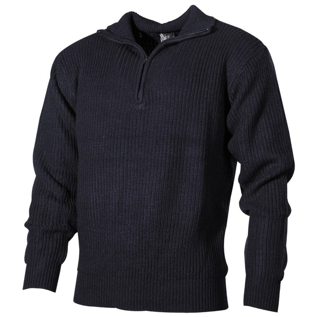 MFH troyer Icelandic sweater blue