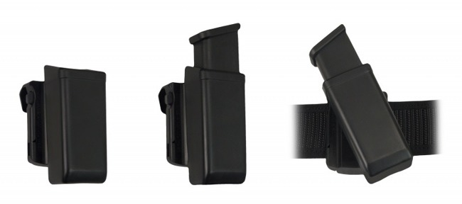 Plastic Holder For Double Stack Magazine 9mm
