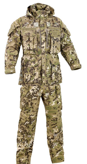 SNIPER KIT UNIFORM - Multiland