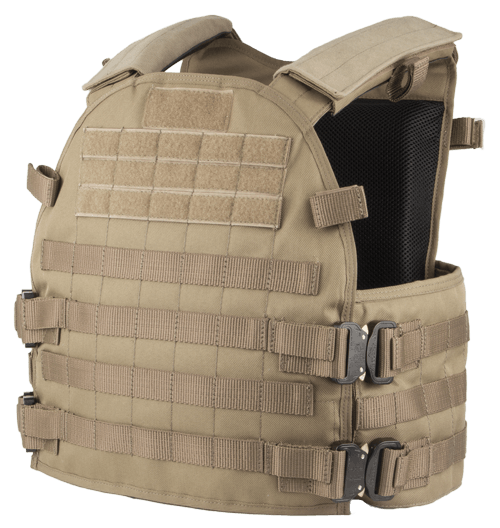 THOR Gen.2 Armor Carrier Vest Coyote IIIA + Multi Use SC
