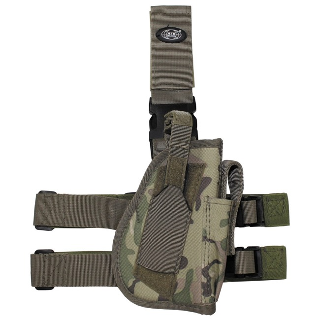 Tactical Holster, operation-camo, right
