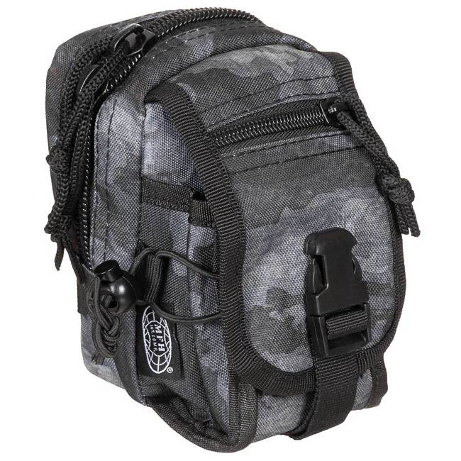 "Utility Pouch, ""Molle"", small, HDT camo grey"