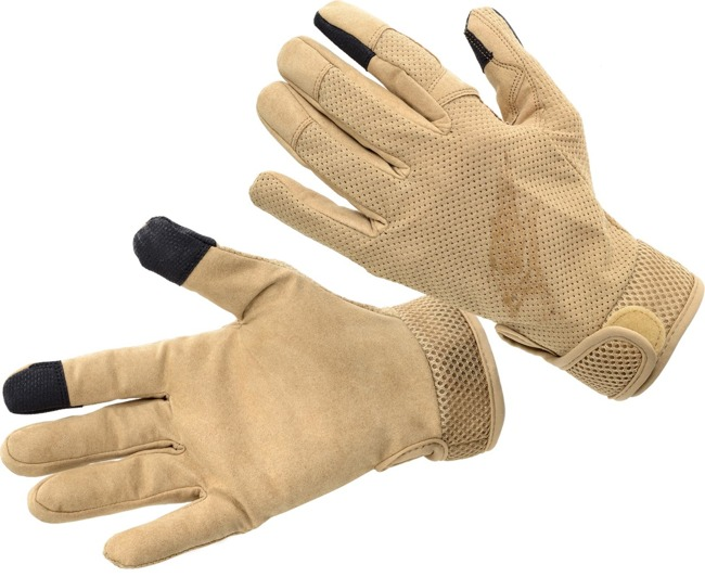 VENTILATED MULTIUSE GLOVES - Coyote