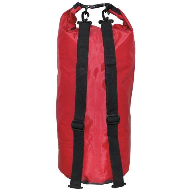 Waterproof Duffle Bag, red - 30 l