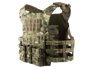 Vest ODIN Plate Carrier Multicam Single Curved Hi-Protect Pro