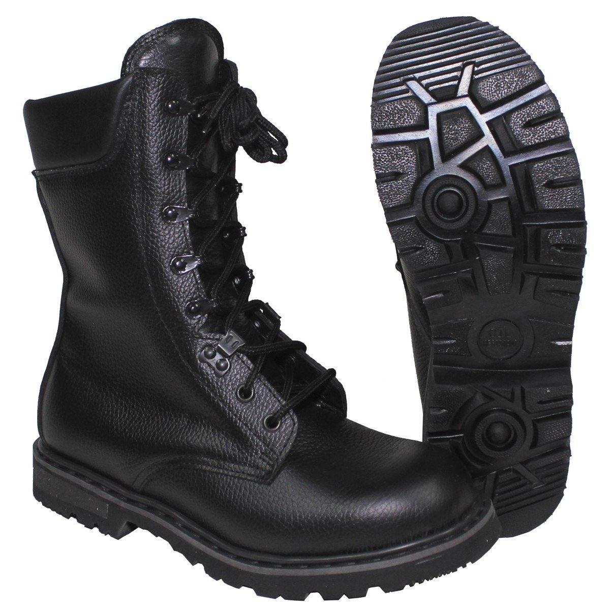 Dutch Combat Boots, black