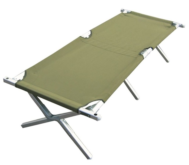 CAMP BED FOLDING (MOD)