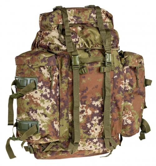 HÁTIZSÁK GERMAN MOUNTAIN BACKPACK 80 L VEGETATO CAMO