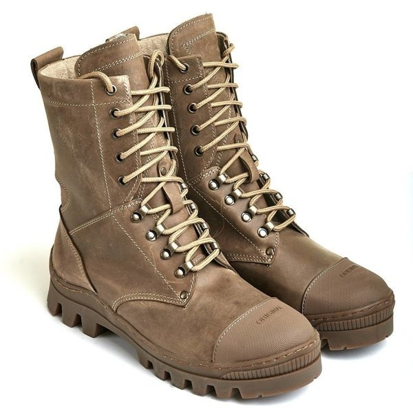 Lecter Tactical Cyborg Coyote Boots