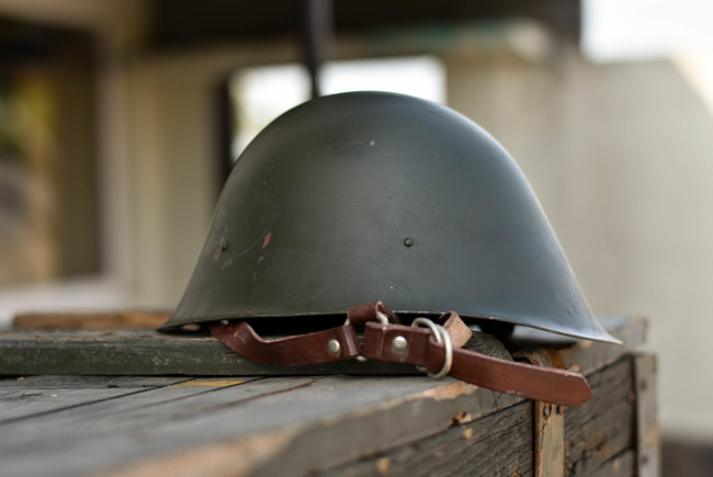 M73 Helmet, Cold War Era, Romanian Army Surplus