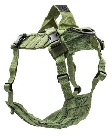 Mellény EDO K9 tactical Dog Harness O.D.