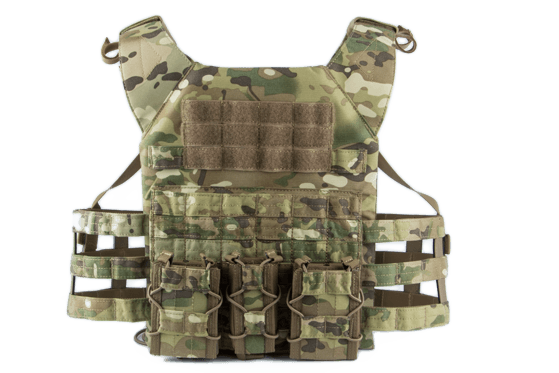 Mellény ODIN Plate Carrier Multicam Multi Curved Hi-Protect Pro